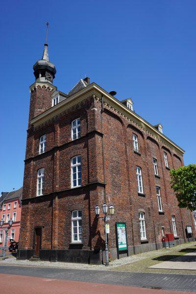 Rathaus in Rheinberg